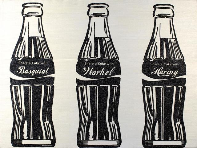 , 'Share a Coke Trinity,' 2015, Roman Fine Art