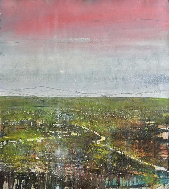 , 'Moorland Evening,' 2017, Thackeray Gallery