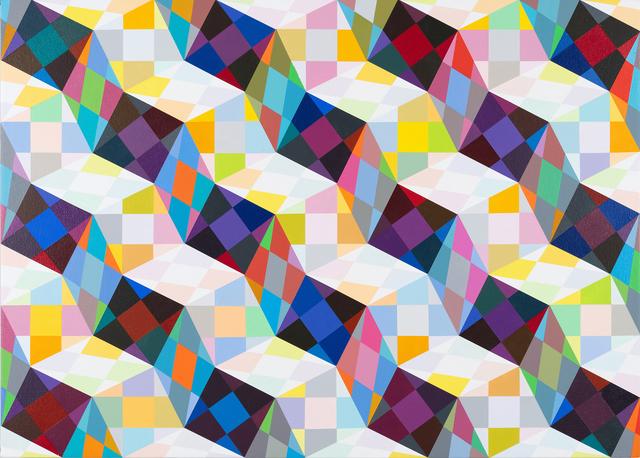 Paul Corio, 'Different Drummer', 2019, McKenzie Fine Art