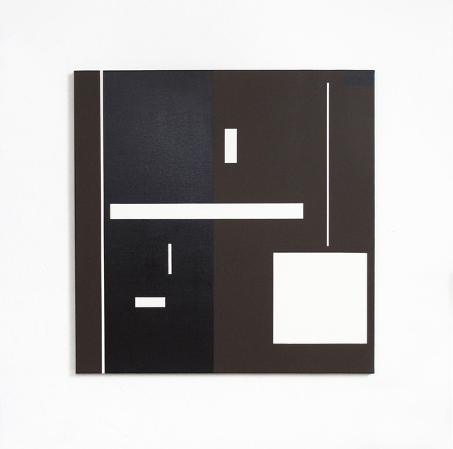 Els van 't Klooster, '1713', 2017, Painting, Acrylic on canvas, O-68