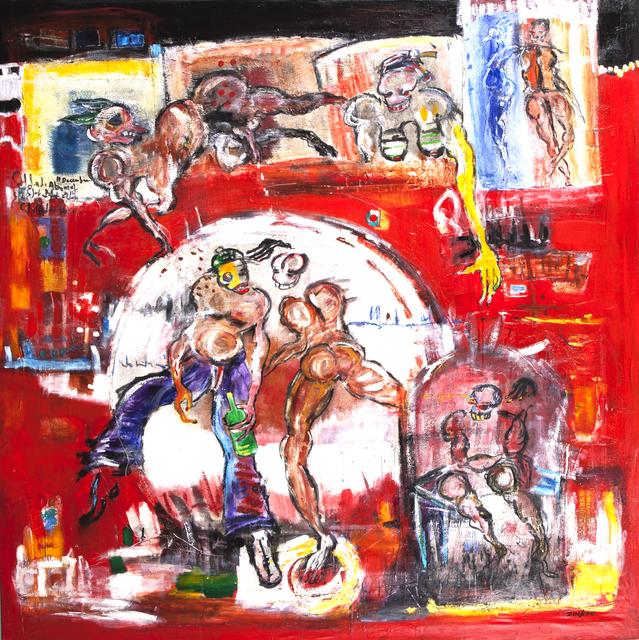 , 'Mascarade,' 2014, Galerie Vallois