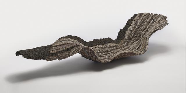 Claudi Casanovas, 'Flat Bowl', 1989, Sculpture, Stoneware, Officine Saffi