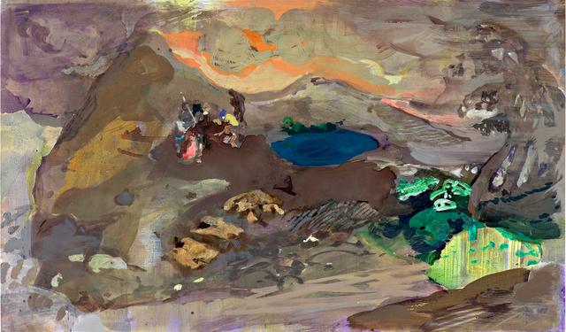 , 'LD LV,' 2016, Setareh Gallery