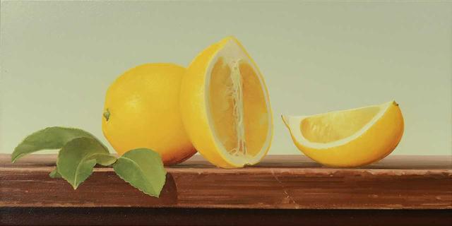 ", '""Lemons"",' 2018, Bonner David Galleries"