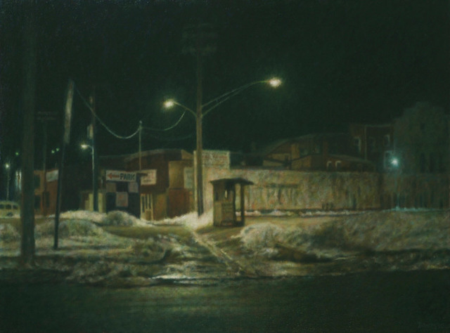 , 'Eastern at President Street,' 2010, Zenith Gallery