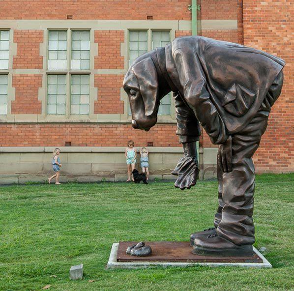 , 'Fetch Boy – Maitland Regional Gallery, NSW,' , Gillie and Marc Art Gallery