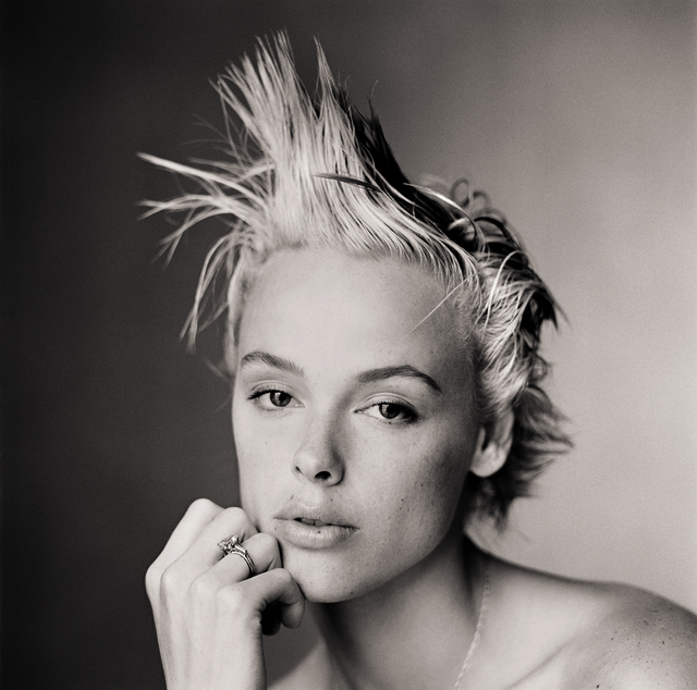 Matthew Rolston, 'Brigitte Nielson (Without Makeup II)', 1986, CAMERA WORK