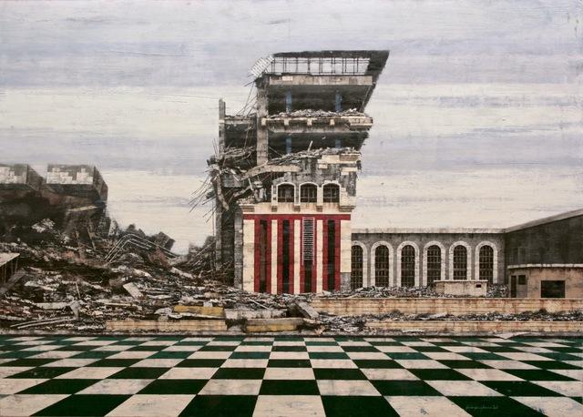 , 'El fin de las bibliotecas,' , Sala Parés