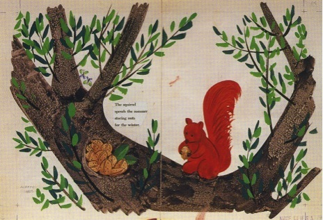 , 'The Squirrel (Zoo),' 1962, LMAKgallery