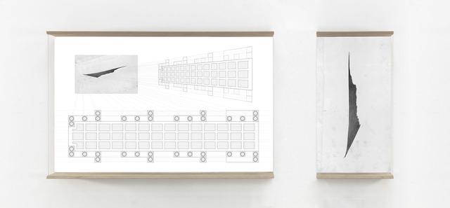 , 'palazzo spada gallery garden project _1653,' 2015, Lia Rumma