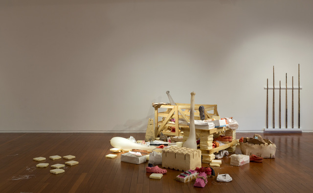 , 'Sandy Purifies 2007/2008 (Purified in 2012),' , Roslyn Oxley9 Gallery