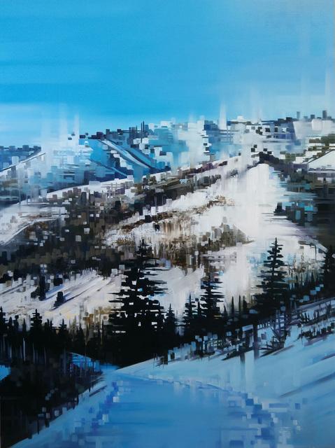 , 'Frozen,' 2016, Abend Gallery