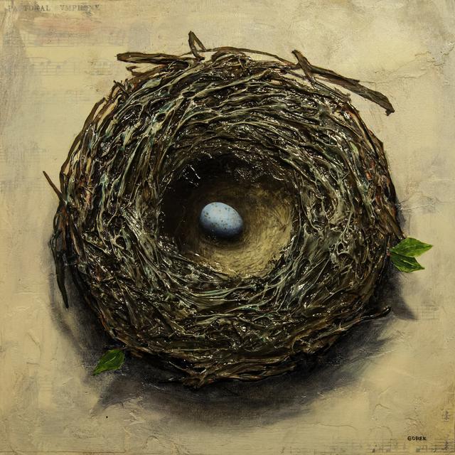 , 'Bird's Nest 1,' 2018, Abend Gallery