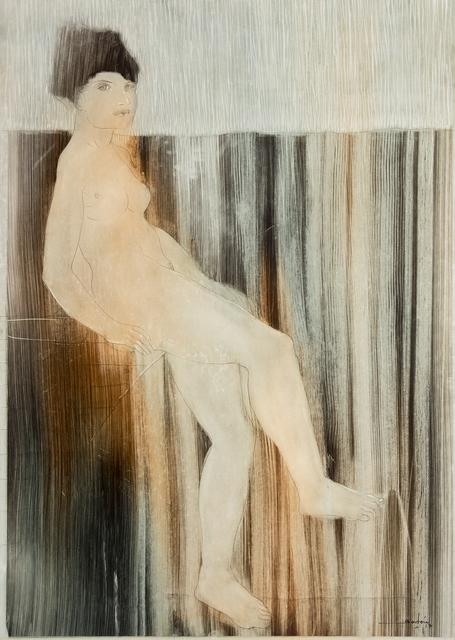 , 'Bath at Dawn,' 2017, Lois Lambert Gallery