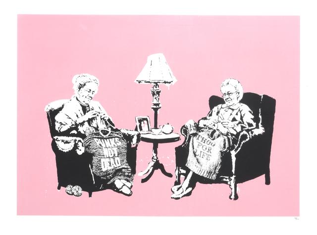 Banksy, 'Barely Legal (LA Set)', 2006-2007, Digard Auction