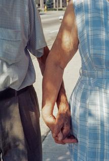 Vivian Maier, 'VM1972-75K05874-02-MC, Couple holding hands ', 1972, KP Projects