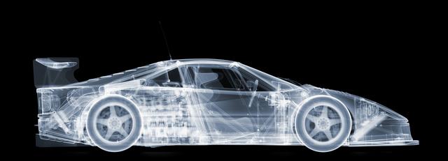 , 'Ferrari F40 GTE,' 2017, Galerie de Bellefeuille