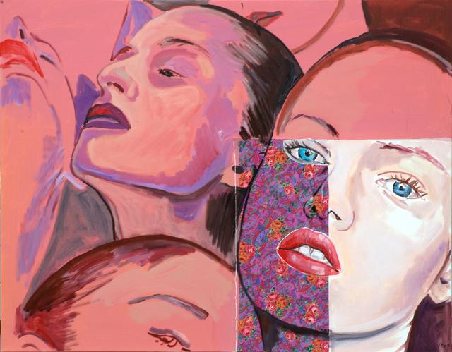 , 'Tiefenwirksam,' 2013, Galerie Kunstkomplex