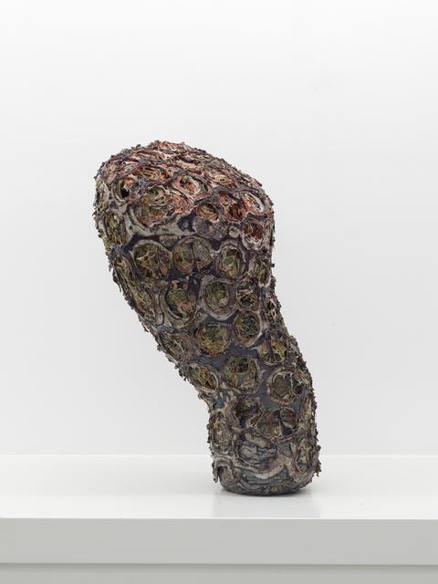 , 'Strüsje,' 2015, Galerie Christian Lethert