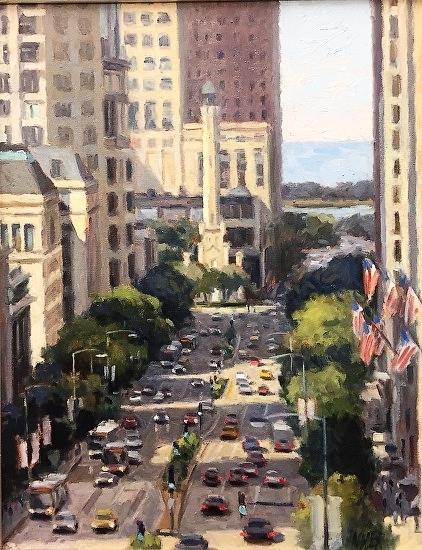 Jane D'Angelo, 'Afternoon Shadows', 2017, Vivid Art Gallery