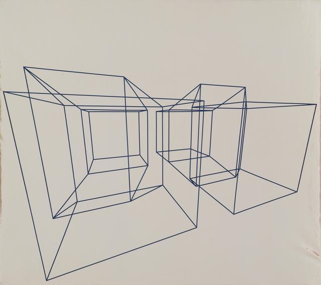 , 'Mylar Series (Computer Series),' 1971, Eric Firestone Gallery
