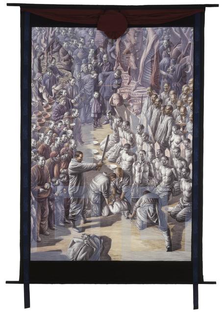 Zhi Lin, 'Five Capital Executions in China: Decapitation', 1995, Koplin Del Rio