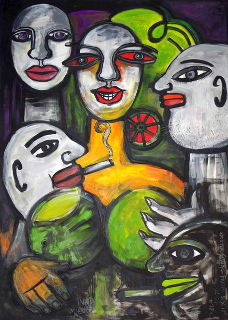 Iwona Siwek-Front, 'Other love', 2015, Zofia Weiss Gallery