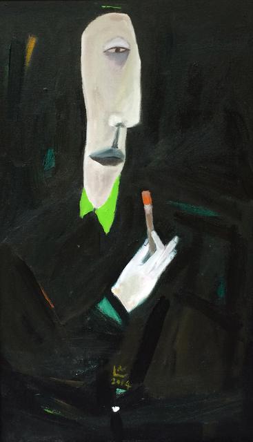 , 'HTH Portrait 12,' 2014, Art Vietnam Gallery