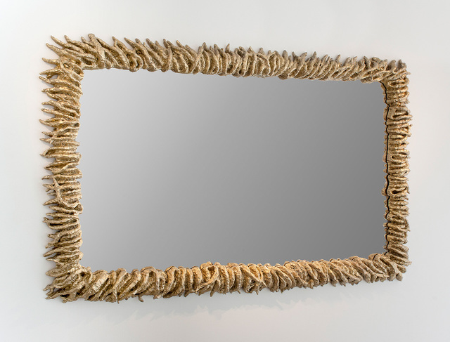 , 'Mirror 'Atlantis',' 2014, David Gill Gallery