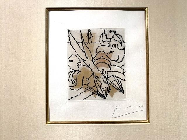 Pablo Picasso, 'La Plongeuse [The Diver]', 1932, Dellasposa