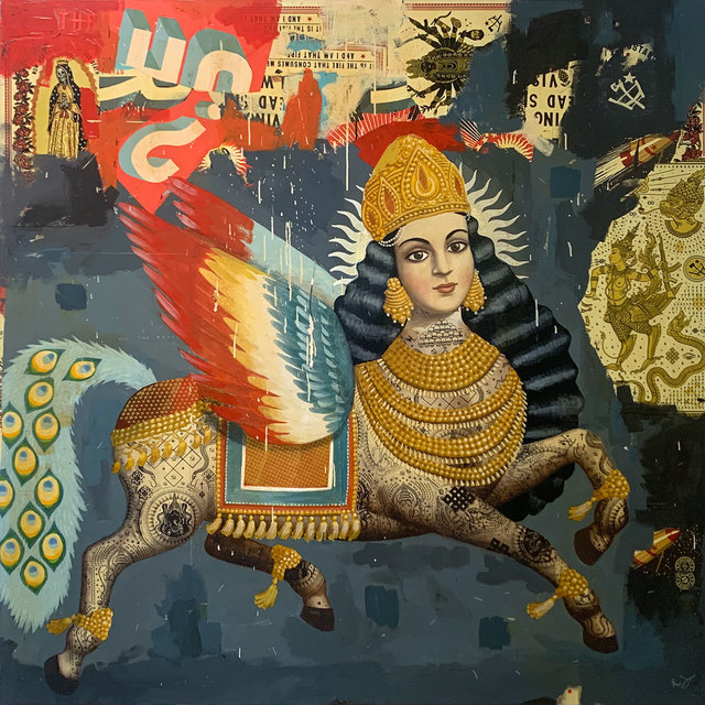 Ravi Zupa, 'KAMADHENU', 2020, MAIA Contemporary