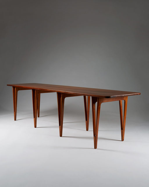 , 'Library table ,' 1954, Modernity