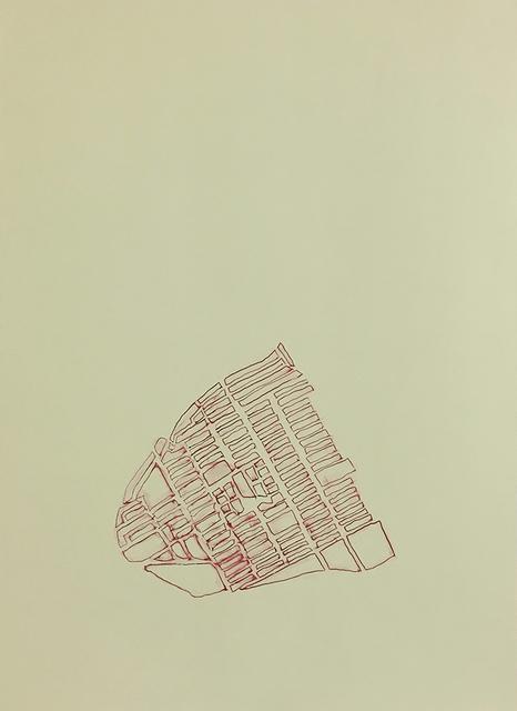 , 'Trace 01,' 2018, LMAKgallery