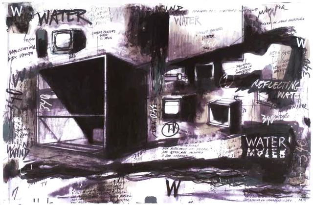 , 'Water,' 2013, Mario Mauroner Contemporary Art Salzburg-Vienna