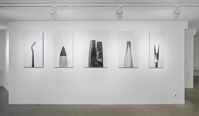 ", 'Installation View of  ""If God Permits"",' 2014, Sanatorium"
