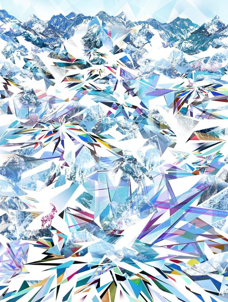 Rupert Newman, 'Icecap,' 2014, Rook & Raven