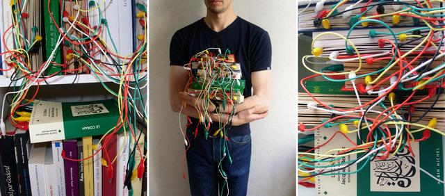 , 'My Litterature,' 2003, Officine dell'Immagine