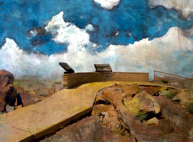 , 'Observatory,' 2017, Massey Lyuben Gallery