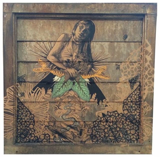 , 'Kamayura,' , Galerie Kronsbein