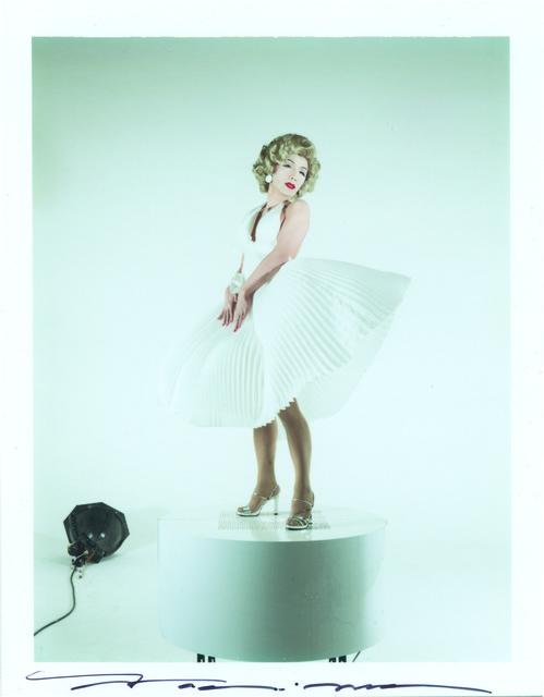 Yasumasa Morimura, 'White Marilyn', 1995, Alex Daniels - Reflex Amsterdam