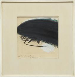 Arnulf Rainer, 'Miro Übermalt,' 1965, Phillips: Evening and Day Editions (October 2016)