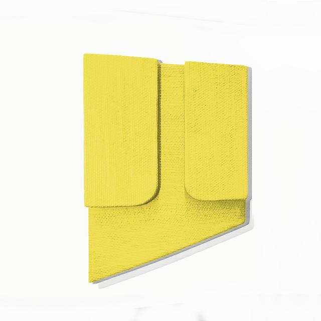 , 'Untitled Yellow,' 2018, Artig Gallery