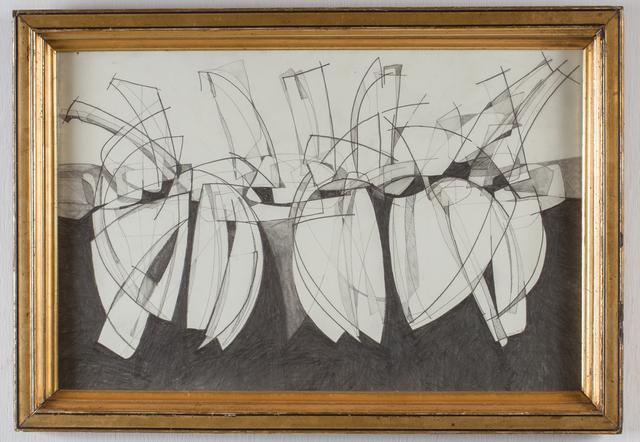 David Dew Bruner, 'Balla Duchamps #1', 2016, Carrie Haddad Gallery