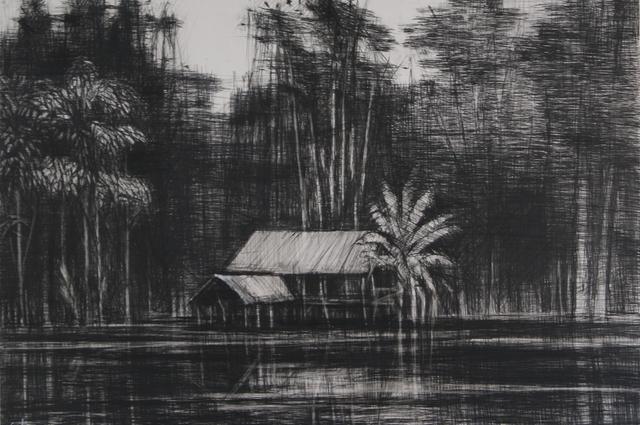 , 'House on stilts, Jungle series,' 2010, Artistics