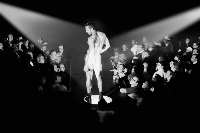 Rivka Katvan, 'Man in Spotlight', Soho Photo Gallery