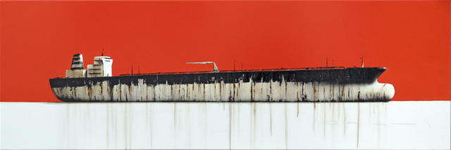 , 'Tanker 24,' 2018, Massey Klein Gallery