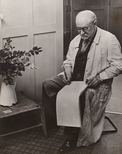 Brassaï, 'Revue Hommage. [Issue] 2-Juin 44. Dessins de Matisse', Doyle
