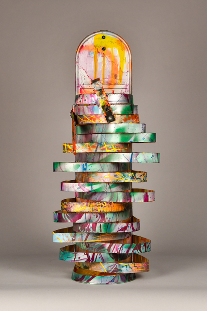 , 'Sliced Aluminum,' 1992, Kapoor Galleries / Graham Shay 1857