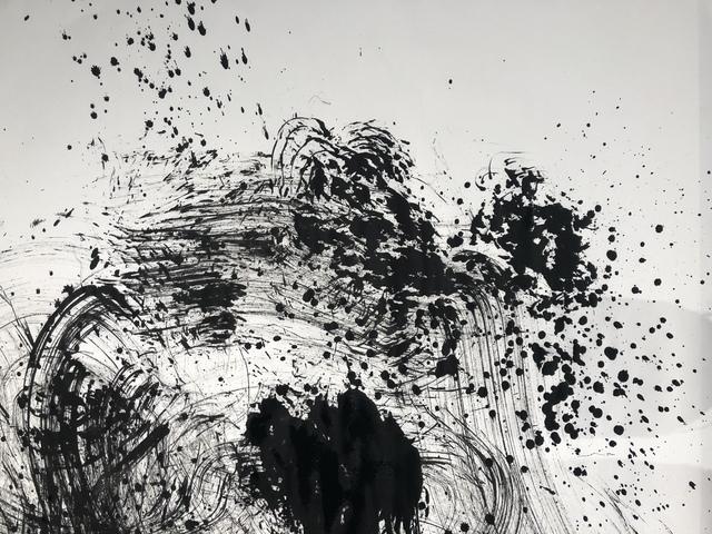 , 'Wind Shadow,' 2018, Yuan Ru Gallery