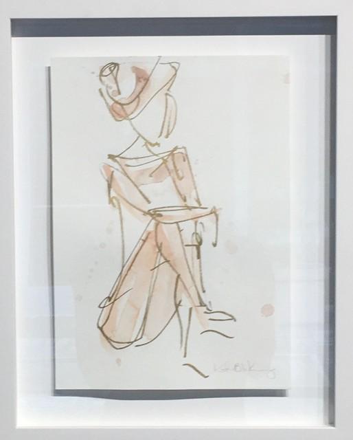 , '2,' 2018, Shain Gallery